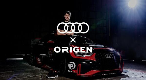 Audi-Origen-join-forces-partnership-786x436