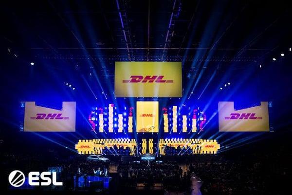 DHL esports