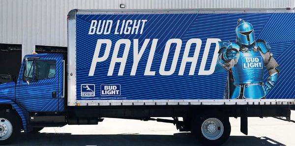 bud light payload